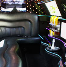 Disney land Stretch limousine